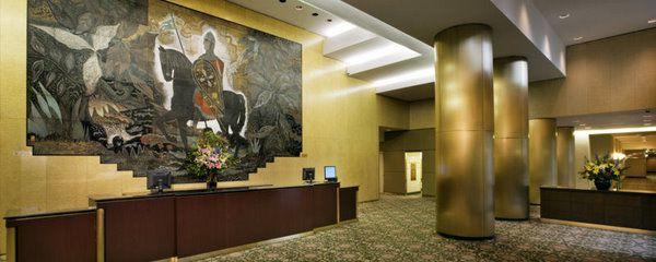 Normandie Court Lobby - Manhattan Apartments for rent