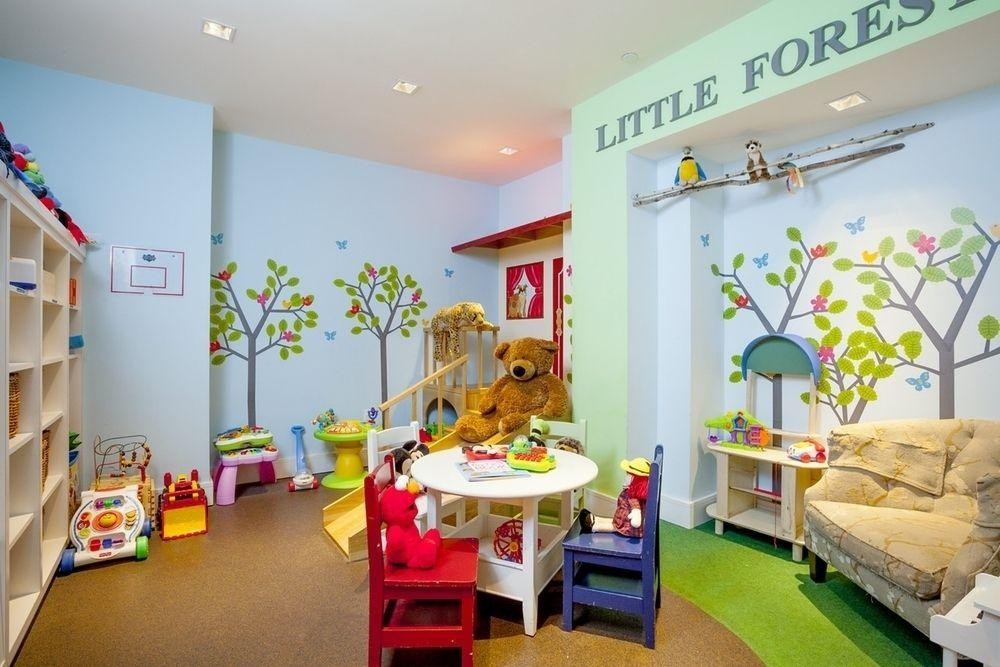 Rentals at 2 Water Street in Manhattan - Children's Playroom