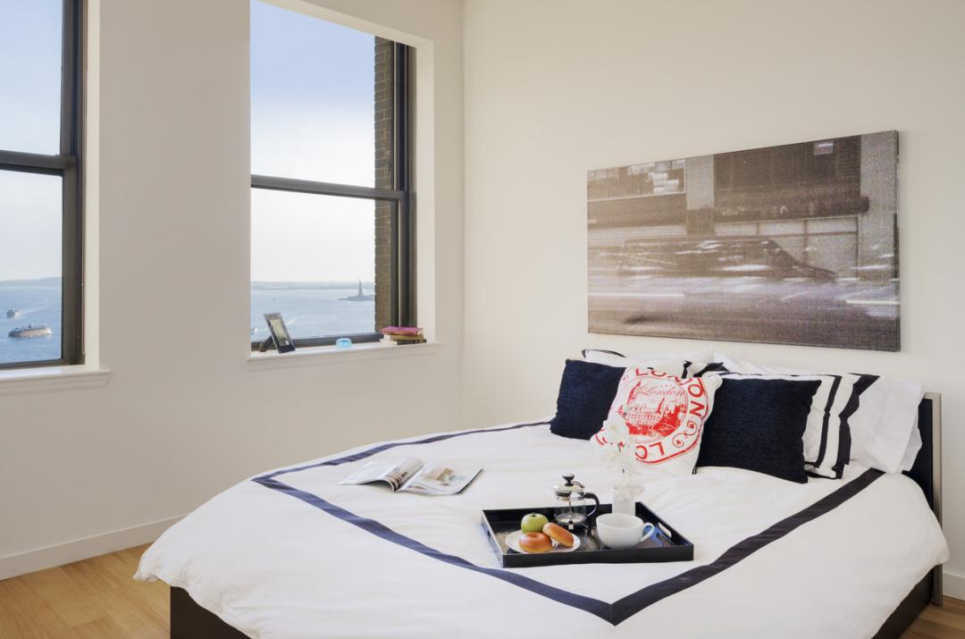 Apartments for rent at Ocean in Financial District - Bedroom