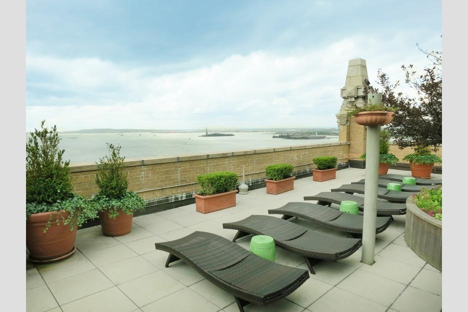 Condos for rent at Ocean in NYC - Rooftop Deck