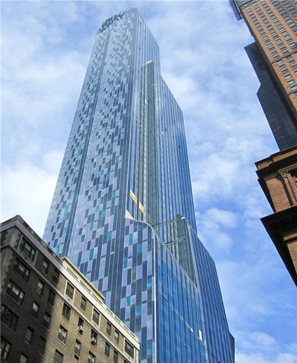 Apartments for rent at One57 in NYC