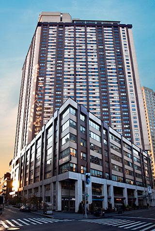 Apartments for rent at One Lincoln Plaza