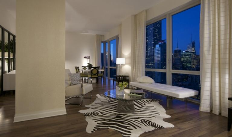 39 East 29th Street Penthouse Living Room - Manhattan New Condos