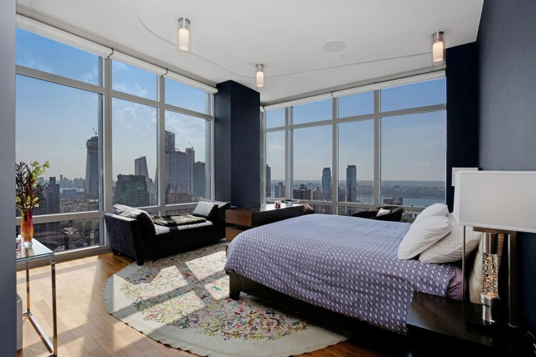 Apartments for rent at Platinum - Bedroom
