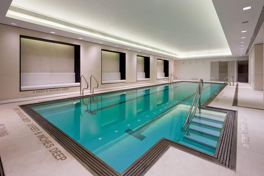 Pool at The Laurel - 400 East 67th Street