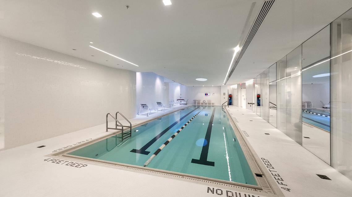 Pool at 400 Park Avenue South