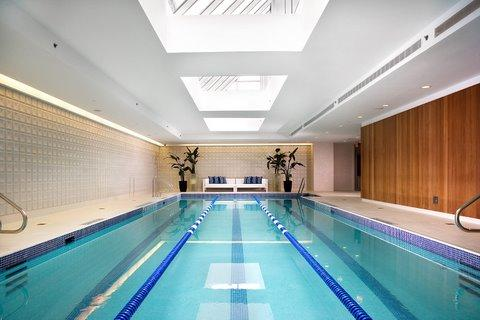 Pool at Atelier - 635 West 42nd Street