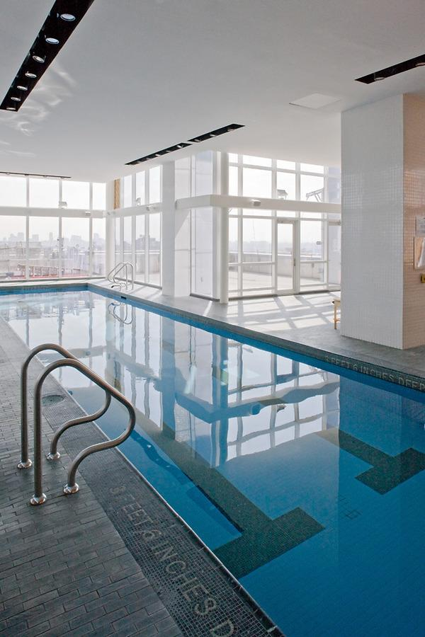 Pool in Hells Kitchen - Orion Condominiums for Rent