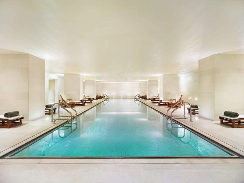 Pool at 20 Pine Collection - Luxury Rentals in NYC