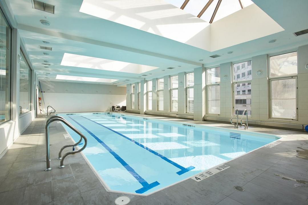 Pool at The Belaire - 524 East 72nd Street