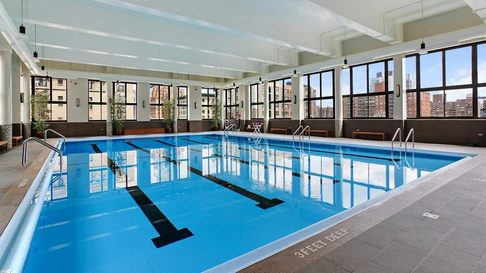 Pool at The Columbia - 275 West 96th Street