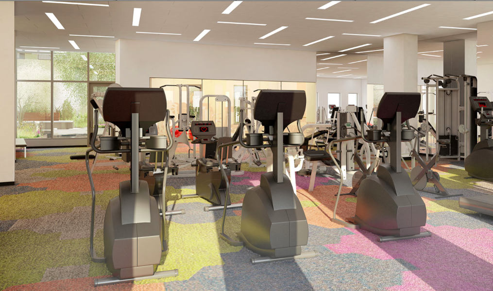 Wide variety of amenities at QLIC - Fitness