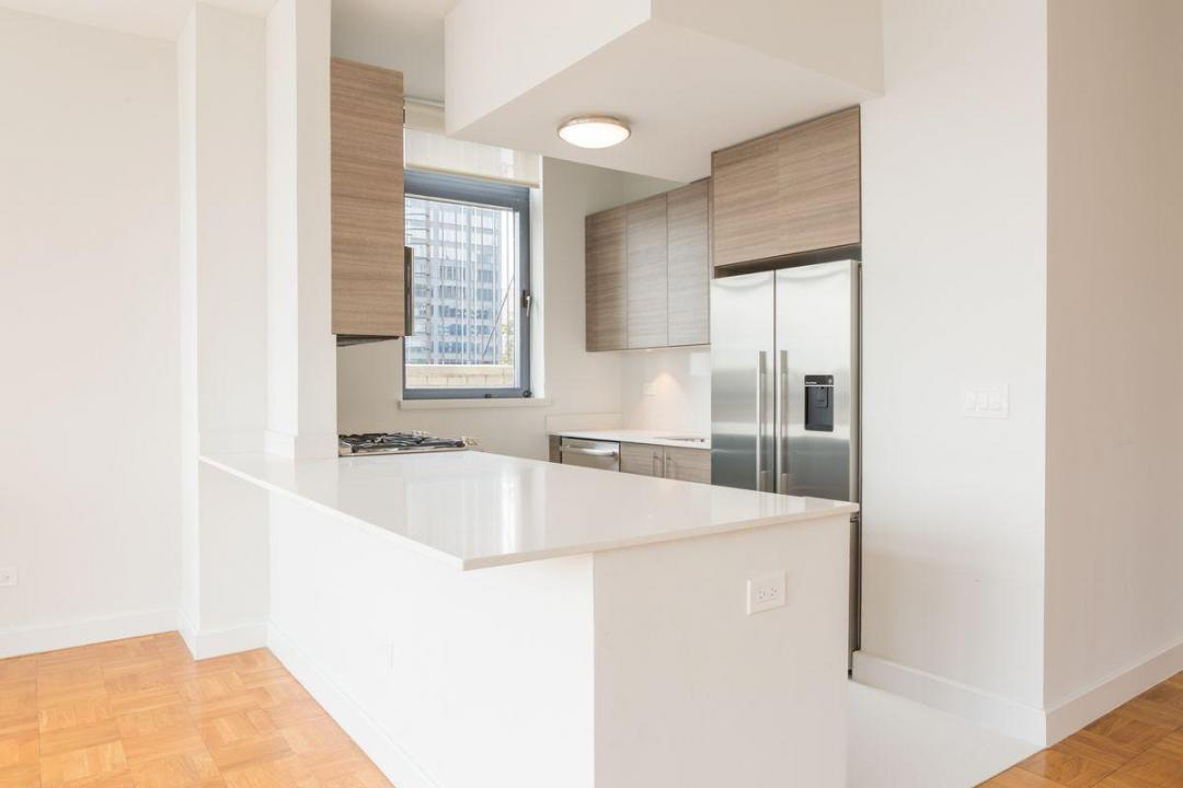 The Ritz Plaza Kitchen - Manhattan Apartments for rent