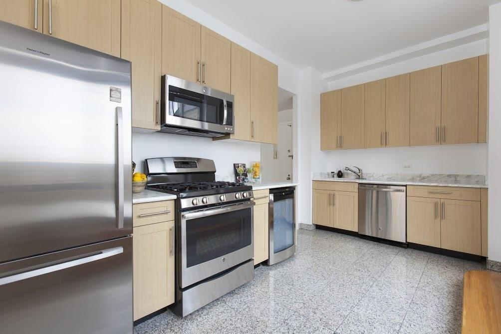235 West 48th Street Kitchen - NYC Rental Apartments