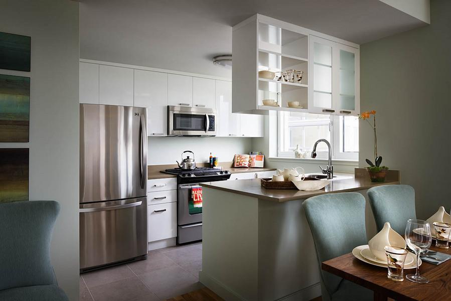 Apartments for rent at Riverwalk Crossing - Kitchen