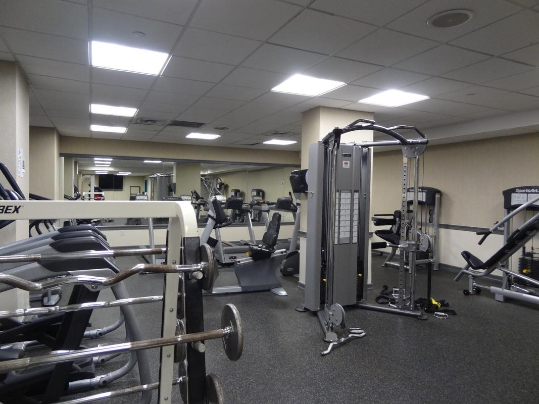 Riverwatch Place Fitness - Manhattan Apartments for rent