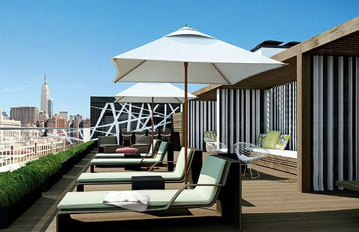 +Art Rooftop Terrace - 540 West 28th Street Condos for Sale