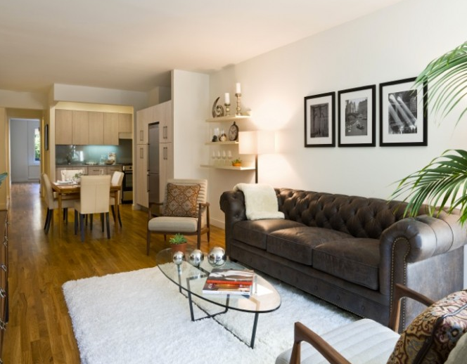 One-bedroom - 101 West 15th Street - Chelsea