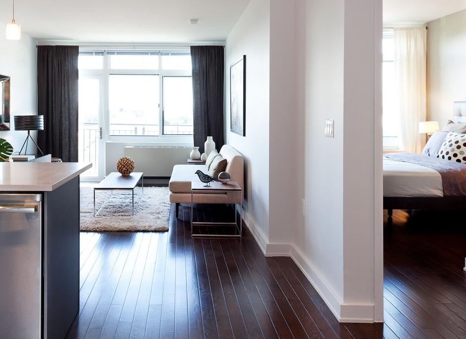 Living area - 11-15 Broadway - Astoria