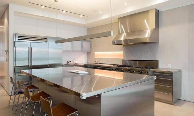 Kitchen - 497 Greenwich Street - Soho