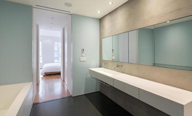 Bathroom - 497 Greenwich Street - Soho