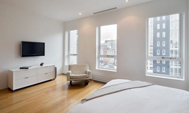 Bedroom - 497 Greenwich Street - Soho