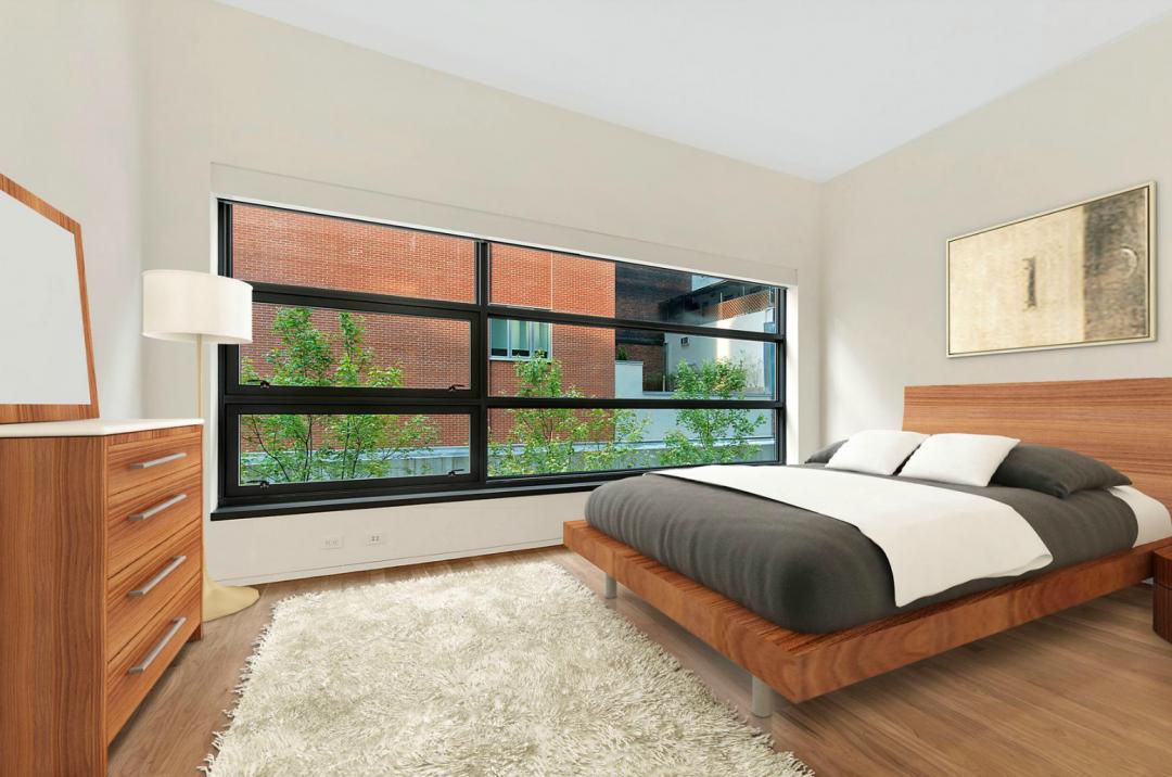 Bedroom - 40 Mercer Street - Soho