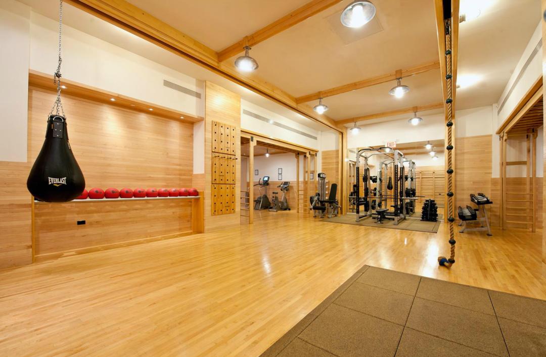 Fitness Center - 40 Mercer Street - Soho