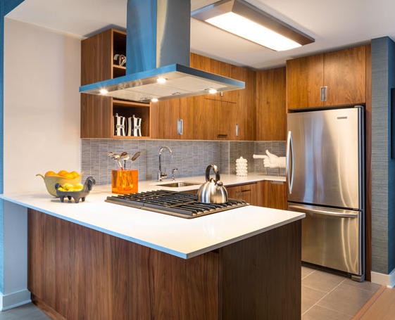 Kitchen - 500 West 30th Street - Chelsea