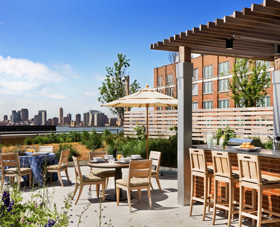 Terrace - 500 West 30th Street - Chelsea