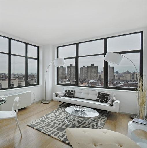 Livingroom - 424 Bedford Avenue - Williamsburg