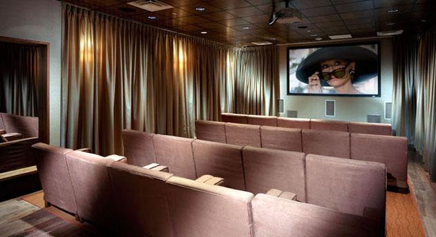271 West 47th Street Screening Room - Manhattan Rental Apartments