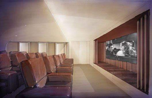 Cipriani Club Residences Screening Room - Condos for Sale
