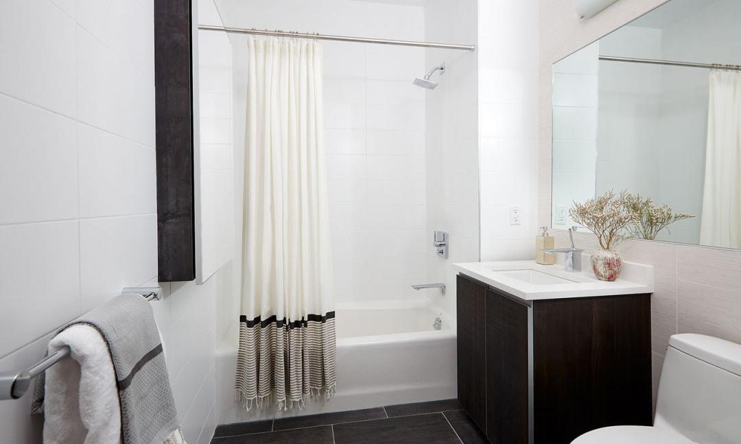 Bathroom at Sienna37 in NYC - Apartments for rent
