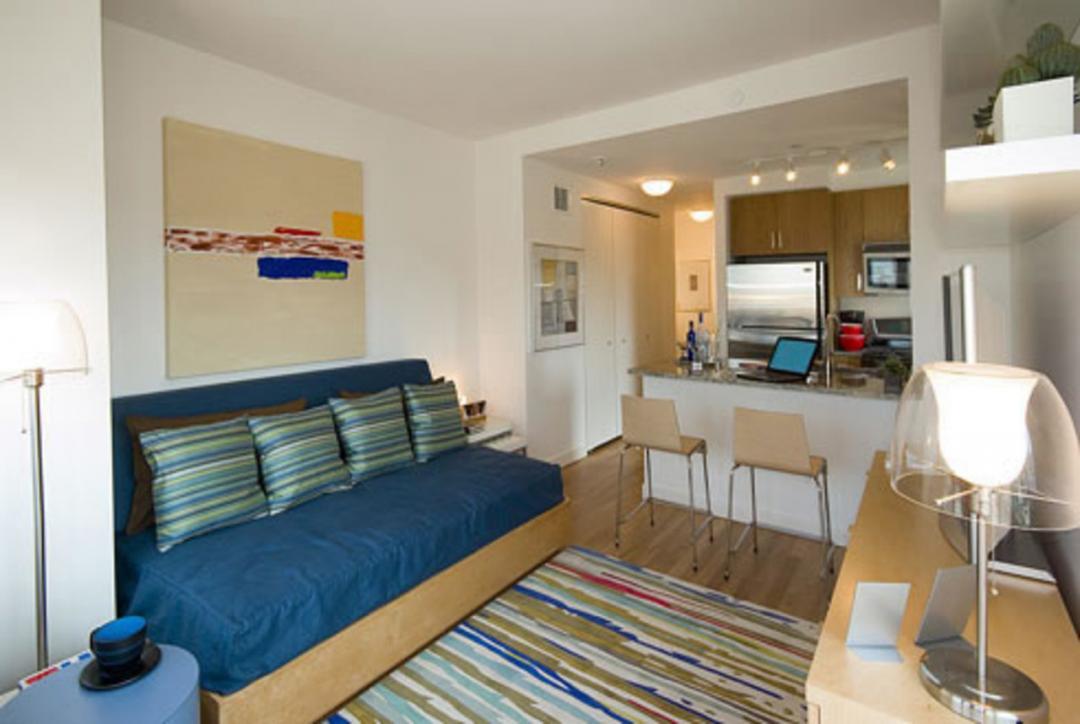 188 Ludlow Street Sitting Room - NYC Rental Apartments