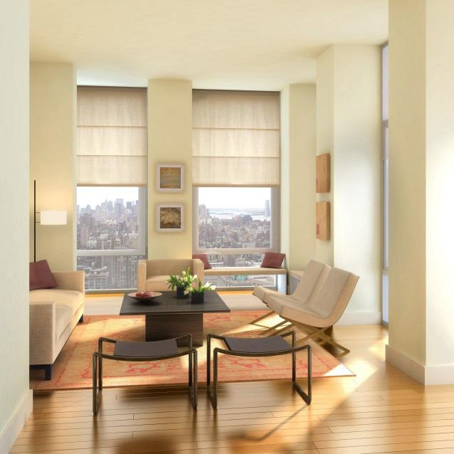 11 East 29th Street Sitting Area - NYC Condos for Sale