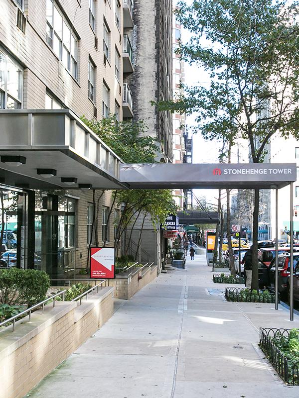 Stonehenge Towers Building - 210 West 89th Street apartments for rent