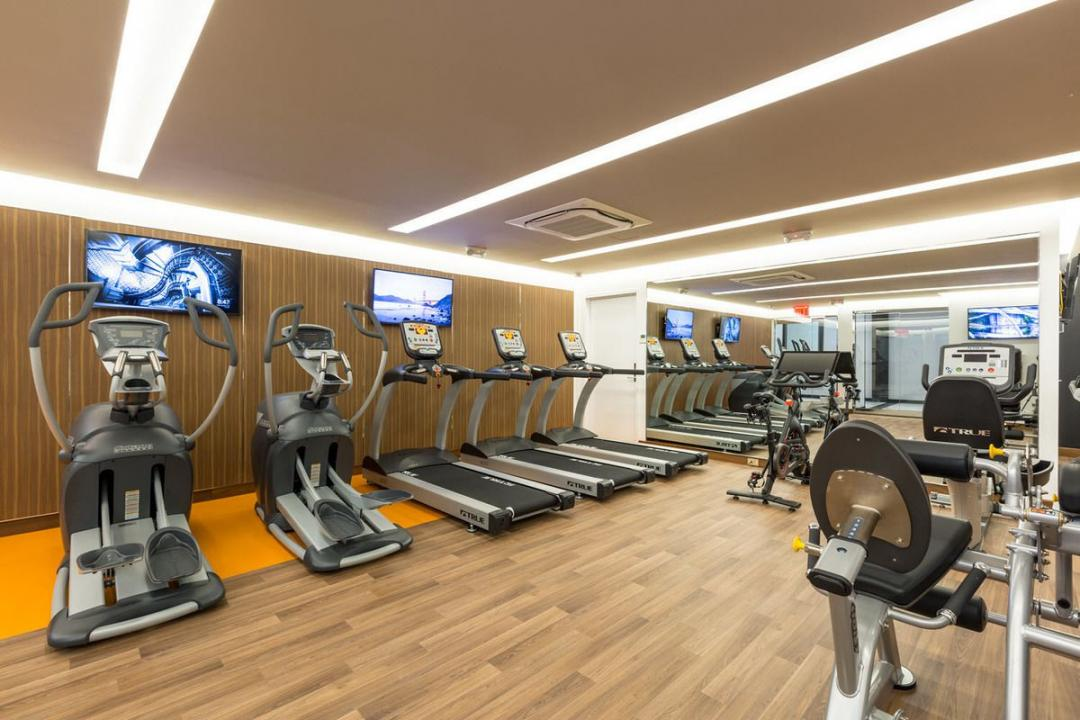 Fitness Center at Stonehenge 57 - Apartments for rent