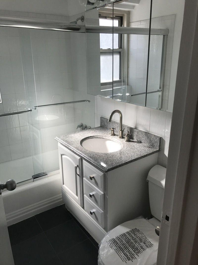 Bathroom at Stonehenge 65 in NYC - Apartments for rent