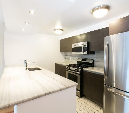 Kitchen at Stonehenge 65 in NYC - Apartments for rent