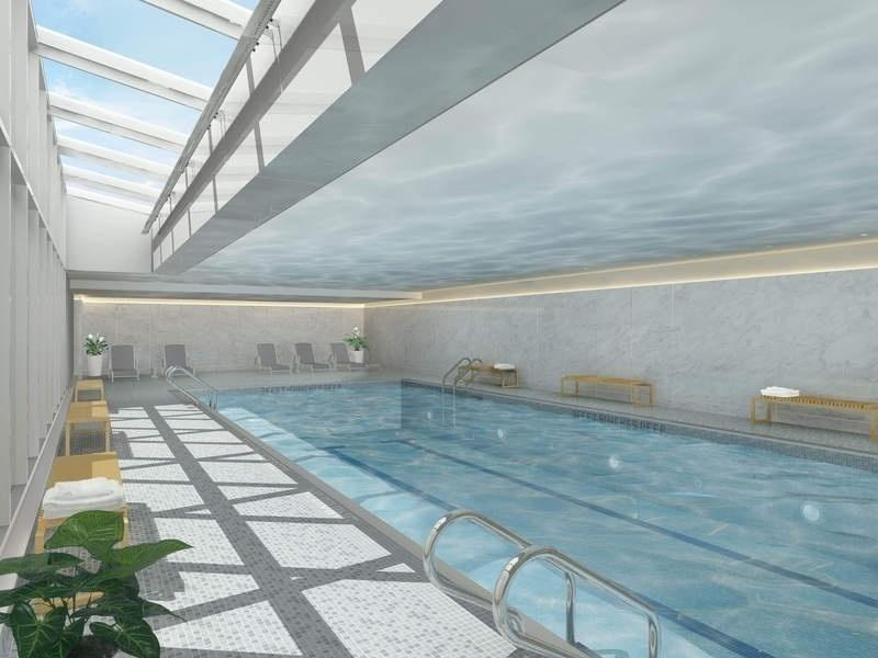 Swimming Pool - Brooklyn Gold Condominiums for Sale