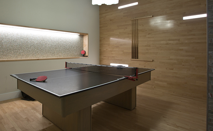 150 East 44th Street- Table Tennis- nyc rentals