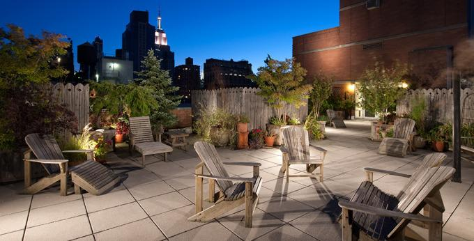 Terrace at 120 West 21st Street - Chelsea Apartments for Rent