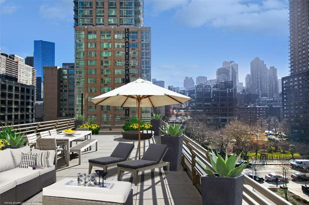 100 Riverside Boulevard Rentals Avery Apartments For