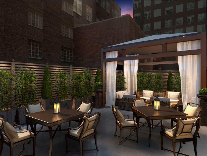 Terrace- Stonhenge 86- 103 East 86th Street