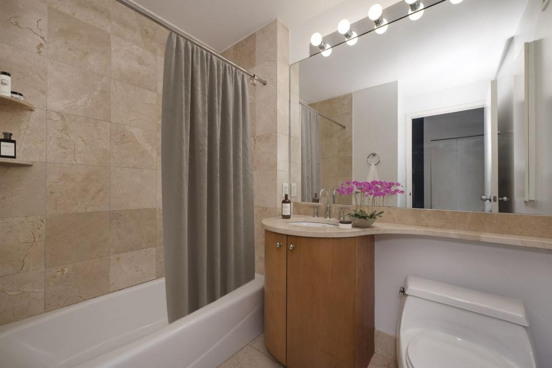 Rental Apartments at 222 East 34th Street Bathroom