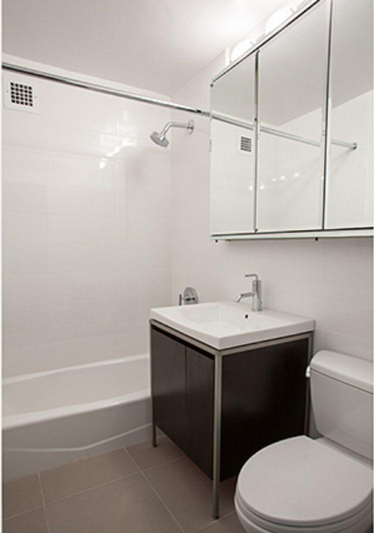 444 East 82nd Street Bathroom - NYC Rental Apartments