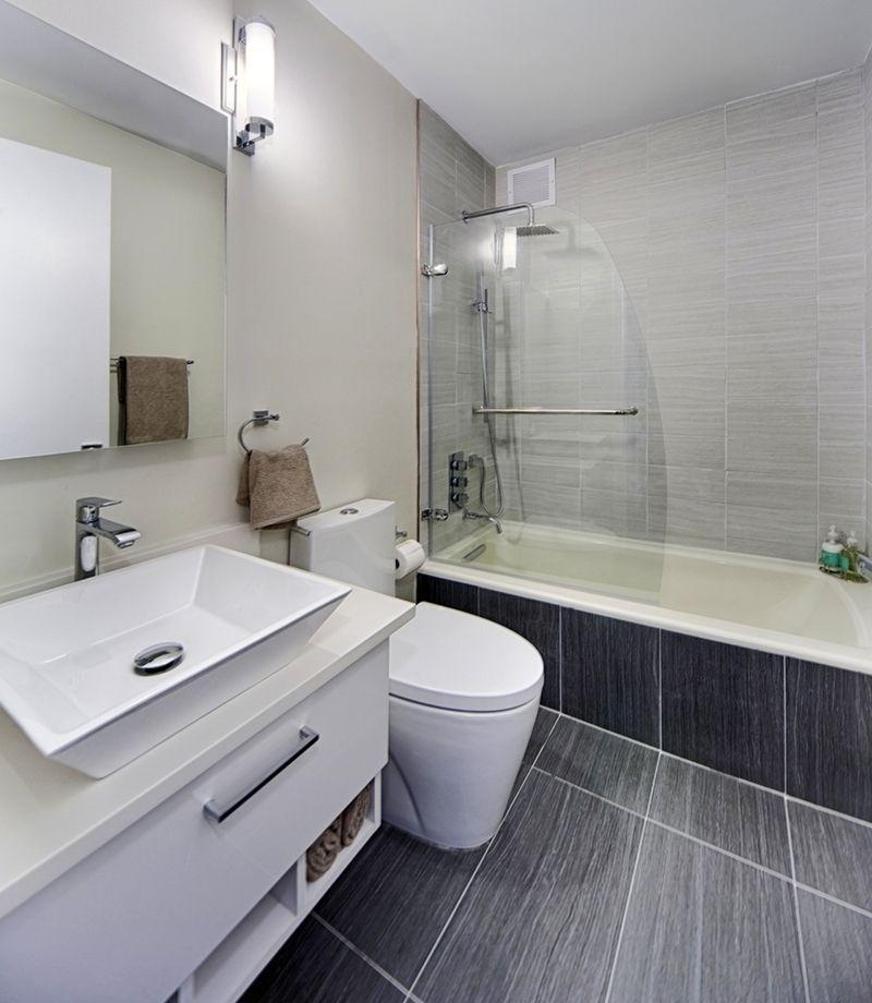 Apartments for rent at The Corinthian - Bathroom