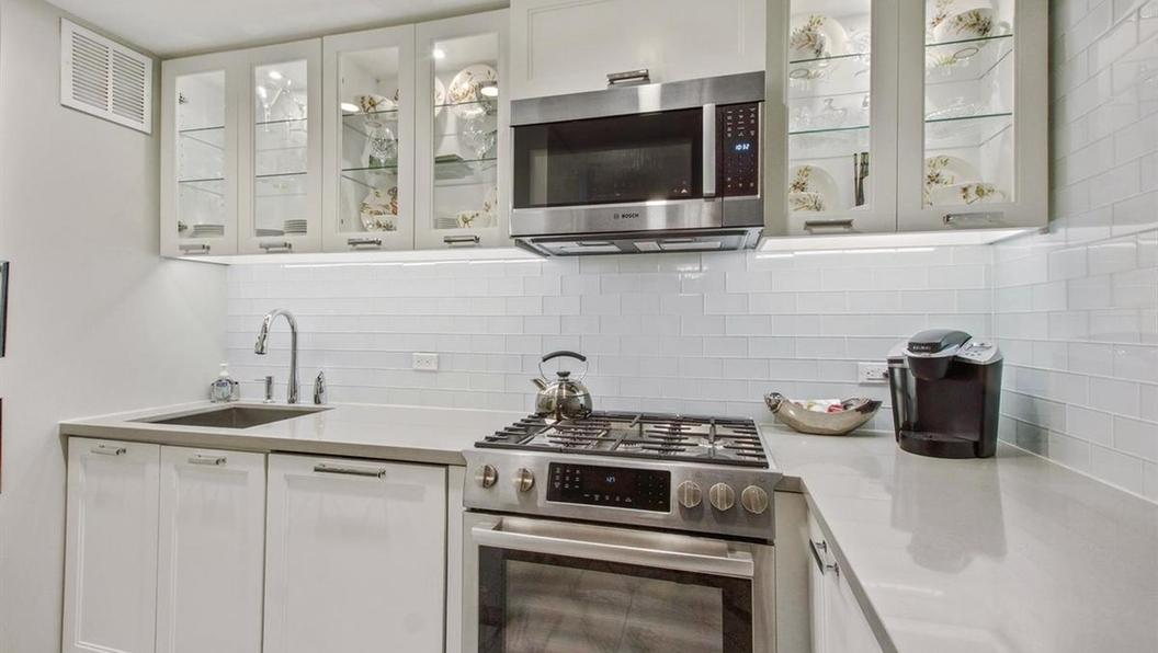 Apartments for rent at The Corinthian - Kitchen