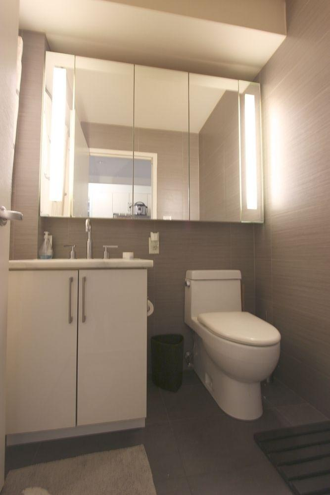 Bathroom - The Greywood - Midtown West - Manhattan Rentals